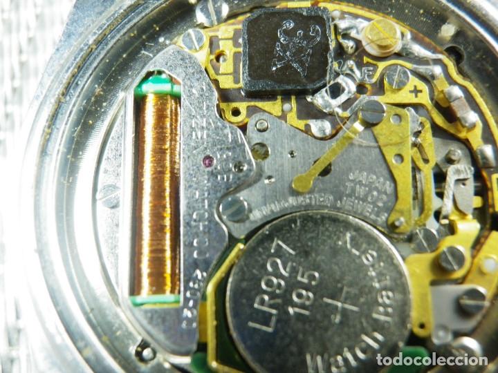GRAN CITIZEN DE ALTA GAMA AÑOS 80 GRAN MAQUINA ACERO INOX FUNCIONA LOTE WATCHES (Relojes - Pie Carga Manual)