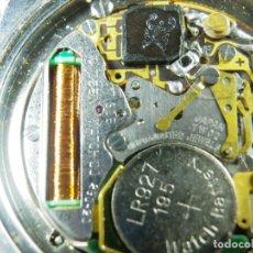 Relojes de pie: GRAN CITIZEN DE ALTA GAMA AÑOS 80 GRAN MAQUINA ACERO INOX FUNCIONA LOTE WATCHES. Lote 173676877