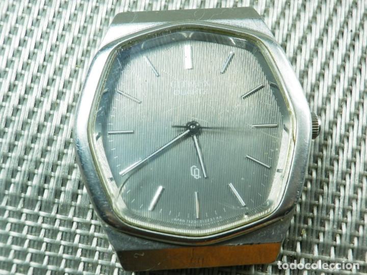 Relojes de pie: GRAN CITIZEN DE ALTA GAMA AÑOS 80 GRAN MAQUINA ACERO INOX FUNCIONA LOTE WATCHES - Foto 9 - 173676877