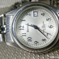 Relojes de pie: GRAN OCASION ORIGINAL PONTIMA ACERO INOX SIN USO SUMERGIBLE 30M LOTE WATCHES. Lote 173810684