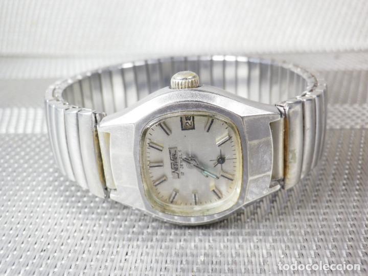 Relojes de pie: ORIGINAL NESVER SUIZO FINALES AÑOS 50 BUEN ESTADO FUNCIONA LOTE WATCHES MONTRE - Foto 7 - 173821710