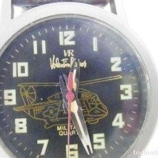 Relojes de pie: ANTIGUO RELOJ MILITAR SUIZO AÑO 1988 MUY DIFICIL DE ENCONTRAR LOTE WATCHES . Lote 173834774