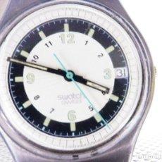 Relojes de pie: ANTIGUO SWATCH DE COLECCION AÑO 1989 BUEN ESATSDO FUNCIONA PERFECTO LOTE WATCHES. Lote 173837950