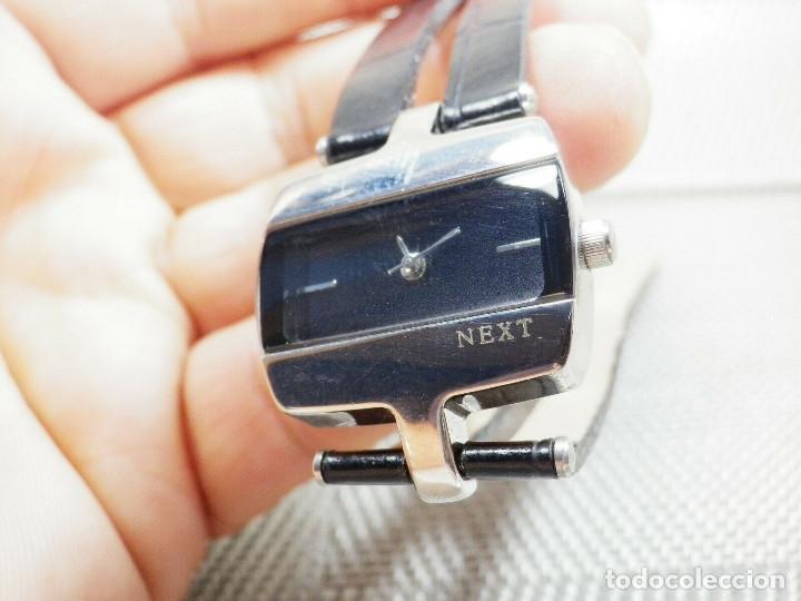 Relojes de pie: ELEGANTE ORIGINAL NEXT DE DAMA FIN STOK MUY BELLO Y BONITO FUNCIONA LOTE WATCHES - Foto 2 - 173848499