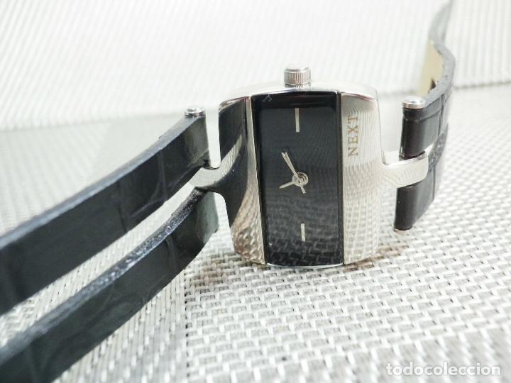 Relojes de pie: ELEGANTE ORIGINAL NEXT DE DAMA FIN STOK MUY BELLO Y BONITO FUNCIONA LOTE WATCHES - Foto 6 - 173848499