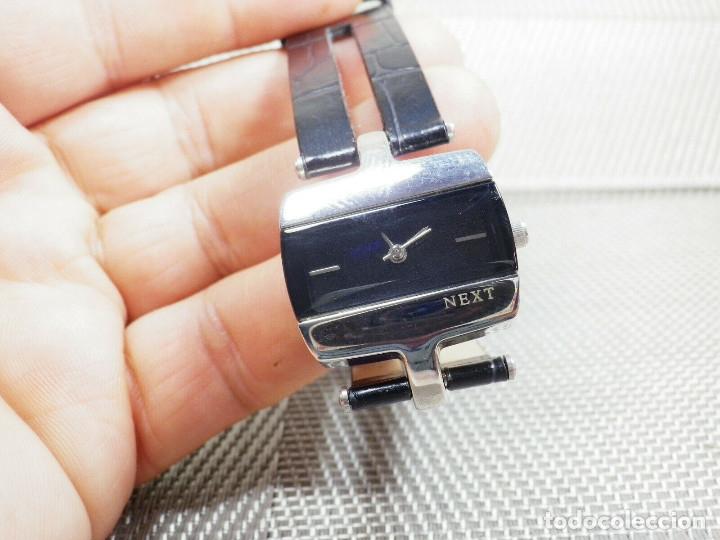 Relojes de pie: ELEGANTE ORIGINAL NEXT DE DAMA FIN STOK MUY BELLO Y BONITO FUNCIONA LOTE WATCHES - Foto 11 - 173848499