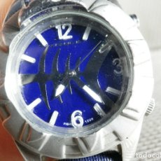 Relojes de pie: ORIGINAL FISHBONE UNISEX POTENTE LUZ AZUL SUMERGIBLE 50M FIN STOK LOTE WATCHES. Lote 173848970