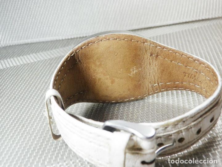 Relojes de pie: GRAN Y ELEGANTE TIME FORCE DE ALTA CALIDAD ACERO INOX. FUNCIONA LOTE WATCHES - Foto 6 - 173854245