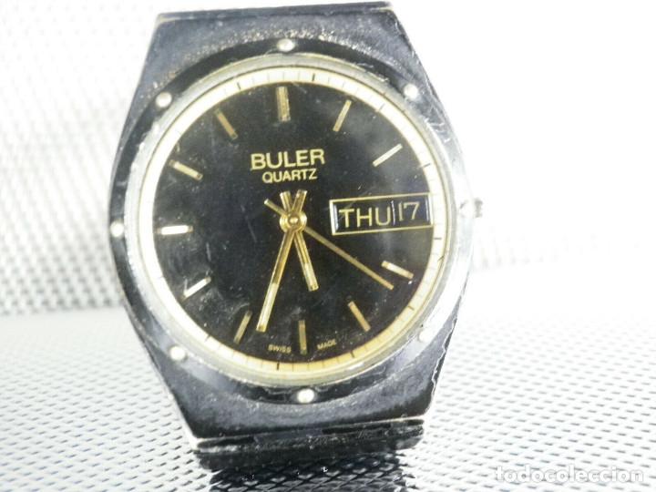 Relojes de pie: ANTIGUO Y GARN BULER SUIZO MAQUINA HARLEY ALTA CALIDAD NO FUNCIONA LOTE WATCHES - Foto 2 - 173862107
