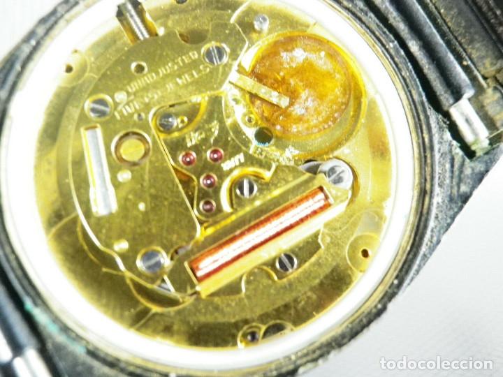 Relojes de pie: ANTIGUO Y GARN BULER SUIZO MAQUINA HARLEY ALTA CALIDAD NO FUNCIONA LOTE WATCHES - Foto 3 - 173862107