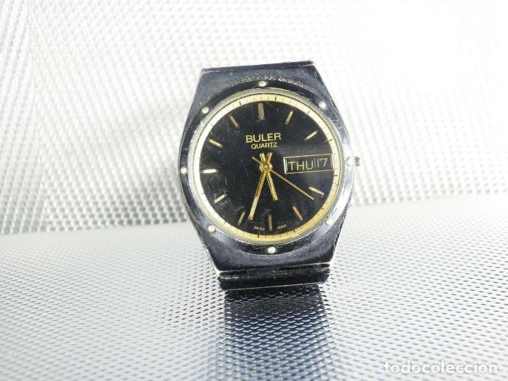 Relojes de pie: ANTIGUO Y GARN BULER SUIZO MAQUINA HARLEY ALTA CALIDAD NO FUNCIONA LOTE WATCHES - Foto 6 - 173862107