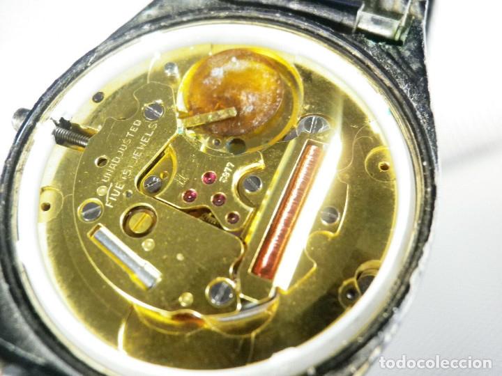 Relojes de pie: ANTIGUO Y GARN BULER SUIZO MAQUINA HARLEY ALTA CALIDAD NO FUNCIONA LOTE WATCHES - Foto 8 - 173862107