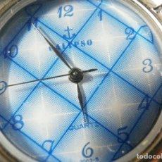Relojes de pie: DEPORTIVO RELOJ DE LOTUS FIN STOK PRECIO DE TIENDA 3950 PESETAS LOTE WATCHES. Lote 173864617