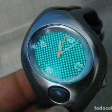 Relógios de pé: DEPORTIVO NIKE UNISEX SUMERGIBLE 100 METROS POTENTE LUZ FUNCIONA LOTE WATCHES. Lote 173866450