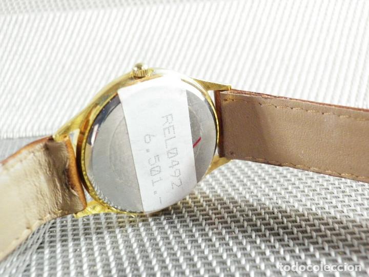 Relojes de pie: ELEGANTE ALTEX SUIZO FIN STOK ETIQUETA TIENDA 6500 PESETAS AÑOS 90 LOTE WATCHES - Foto 9 - 173867869