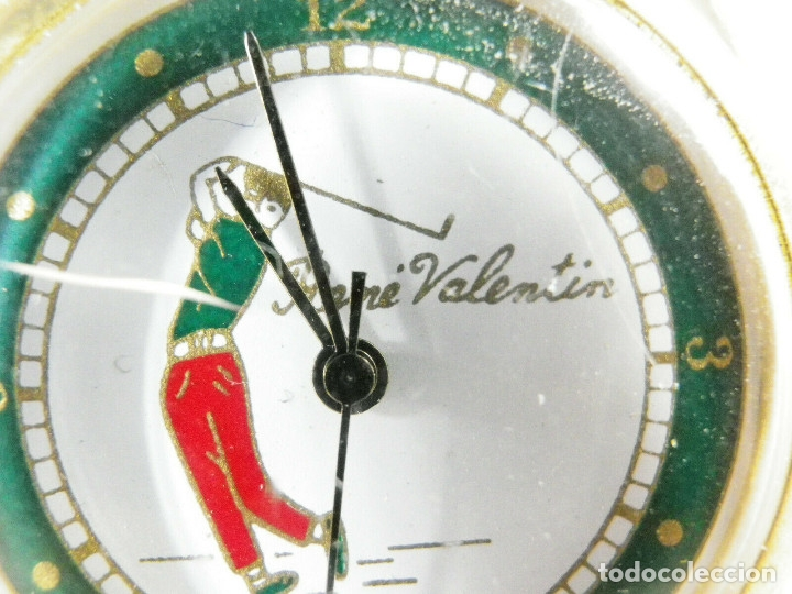 Relojes de pie: ANTIGUO RELOJ COLECCION AÑOS 70 MECANICO CARGA MANUAL GOLF FUNCIONA LOTE WATCHES - Foto 1 - 173869198