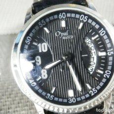 Relojes de pie: ELEGANTISIMO Y BELLISIMO O´PAL MONTREAL SIN USO FIN STOK FUNCIONA LOTE WATCHES . Lote 173870080