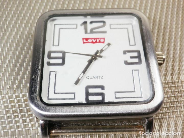 Relojes de pie: RELOJ DE COLECCION LEVIS BUEN ESTADO FUNCIONA PERFECTAMENTE LOTE WATCHES MONTRE - Foto 2 - 173871999