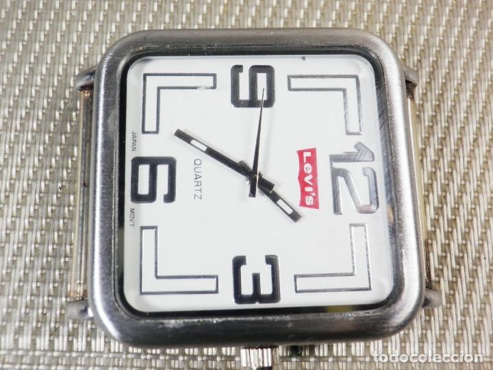 Relojes de pie: RELOJ DE COLECCION LEVIS BUEN ESTADO FUNCIONA PERFECTAMENTE LOTE WATCHES MONTRE - Foto 3 - 173871999