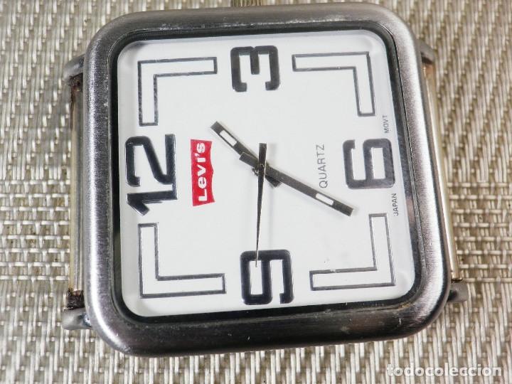 Relojes de pie: RELOJ DE COLECCION LEVIS BUEN ESTADO FUNCIONA PERFECTAMENTE LOTE WATCHES MONTRE - Foto 5 - 173871999