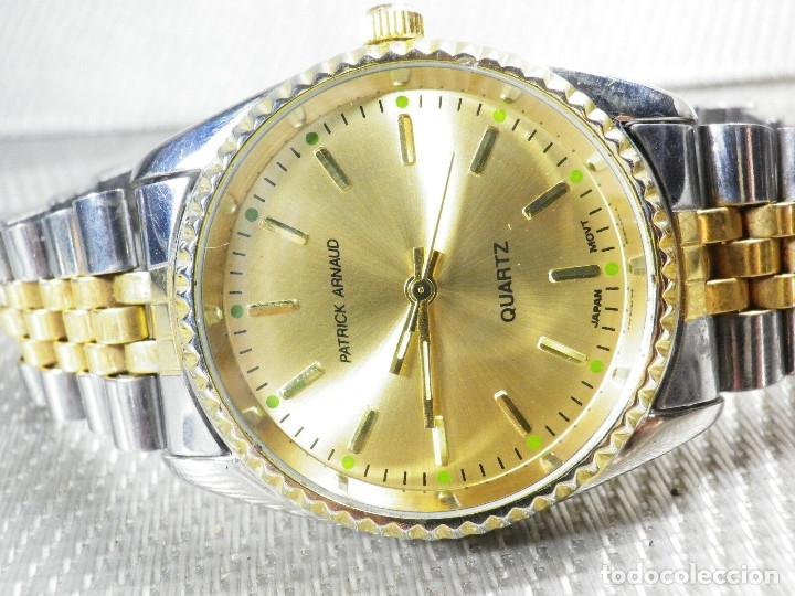 ELEGANTE Y BELLO RELOJ DE CABALLERO AÑOS 90 SIN USO ANTIGUO STOK LOTE WATCHES (Relojes - Pie Carga Manual)
