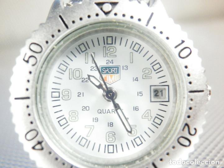DEPORTIVO SPORT TIME FINALES AÑO 90 FIN STOK FUNCIONA MUY EXACTO LOTE WATCHES (Relojes - Pie Carga Manual)