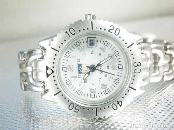 Relojes de pie: DEPORTIVO SPORT TIME FINALES AÑO 90 FIN STOK FUNCIONA MUY EXACTO LOTE WATCHES - Foto 2 - 173880624
