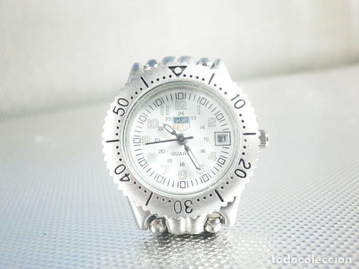 Relojes de pie: DEPORTIVO SPORT TIME FINALES AÑO 90 FIN STOK FUNCIONA MUY EXACTO LOTE WATCHES - Foto 5 - 173880624