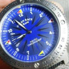 Relojes de pie: DEPORTIVO Y BONITO OCEAN RACER MODELO NAUTIC AÑOS 90 FIN STOK LOTE WATCHES. Lote 173880847