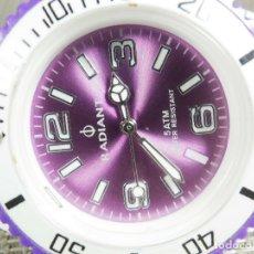 Relojes de pie: DEPORTIVO RADIANT UNISEX SUMERGIBLE 50 METROS FIN STOK FUNCIONA LOTE WATCHES. Lote 173901727
