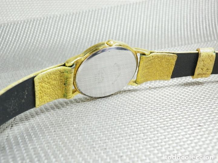 Relojes de pie: ELEGANTE LOTUS DE CABALLERO MUY BUEN ESTADO FUNCIONA PERFECT LOTE WATCHES MONTRE - Foto 5 - 173902474