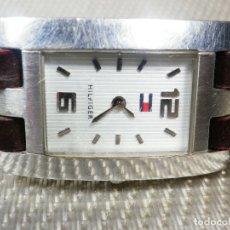 Relojes de pie: ORIGINAL TOMY HILFIGER DE DAMA SUMERGIBLE 30M ACERO INOXFUNCIONA LOTE WATCHES. Lote 173903502