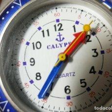 Relojes de pie: DEPORTIVO RELOJ DE LOTUS FIN STOK PRECIO DE TIENDA 3950 PESETAS LOTE WATCHES. Lote 173904207