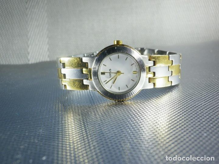 Relojes de pie: BONITO RELOJ LORUS FABRICADO POR SEIKO ACERO INOX EXCELENTE ESTADO LOTE WATCHES - Foto 5 - 173908828