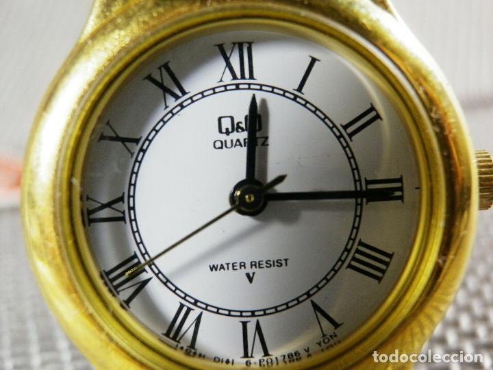 CLASICO QYQ MUY BELLO FIN STOK PRECIO DE TIENDA 3290 PESETAS LOTE WATCHES (Relojes - Pie Carga Manual)