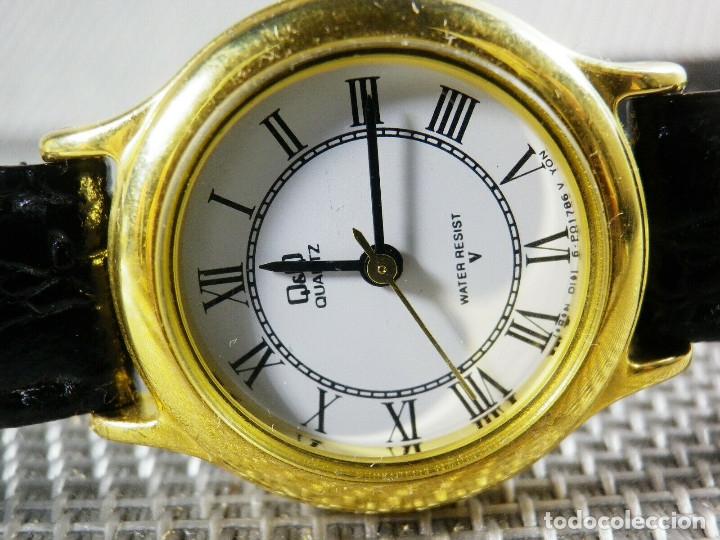 Relojes de pie: CLASICO QYQ MUY BELLO FIN STOK PRECIO DE TIENDA 3290 PESETAS LOTE WATCHES - Foto 2 - 173942130