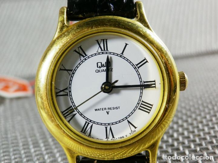 Relojes de pie: CLASICO QYQ MUY BELLO FIN STOK PRECIO DE TIENDA 3290 PESETAS LOTE WATCHES - Foto 4 - 173942130