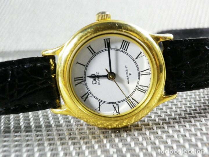 Relojes de pie: CLASICO QYQ MUY BELLO FIN STOK PRECIO DE TIENDA 3290 PESETAS LOTE WATCHES - Foto 5 - 173942130