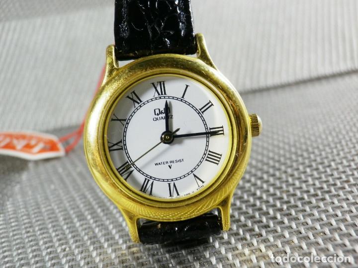 Relojes de pie: CLASICO QYQ MUY BELLO FIN STOK PRECIO DE TIENDA 3290 PESETAS LOTE WATCHES - Foto 7 - 173942130