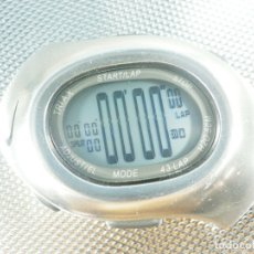 Relojes de pie: GRAN NIKE UNISEX MULTIFUNCION ACERO INOXIDABLE FUNCIONA PERFECTO LOTE WATCHES. Lote 173968980