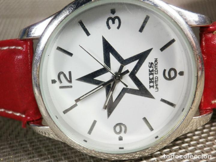 CLASICO RELOJ DE CABALLERO DBS EDICION LIMITADA FIN STOK FUNCIONA LOTE WATCHES (Relojes - Pie Carga Manual)