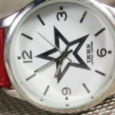 Relojes de pie: CLASICO RELOJ DE CABALLERO DBS EDICION LIMITADA FIN STOK FUNCIONA LOTE WATCHES. Lote 174012905