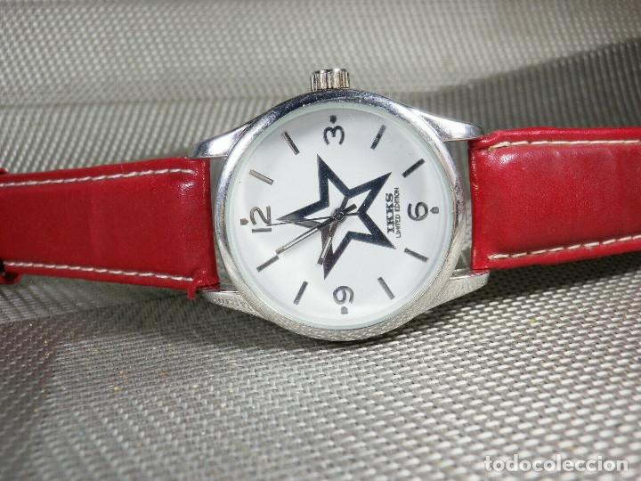 Relojes de pie: CLASICO RELOJ DE CABALLERO DBS EDICION LIMITADA FIN STOK FUNCIONA LOTE WATCHES - Foto 2 - 174012905