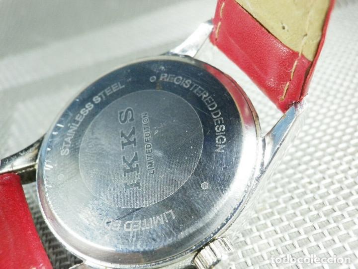 Relojes de pie: CLASICO RELOJ DE CABALLERO DBS EDICION LIMITADA FIN STOK FUNCIONA LOTE WATCHES - Foto 3 - 174012905
