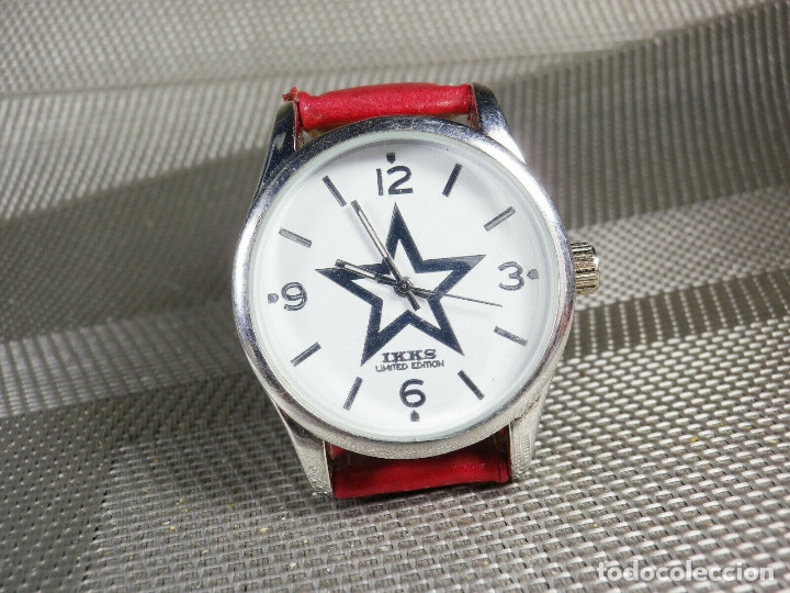 Relojes de pie: CLASICO RELOJ DE CABALLERO DBS EDICION LIMITADA FIN STOK FUNCIONA LOTE WATCHES - Foto 5 - 174012905
