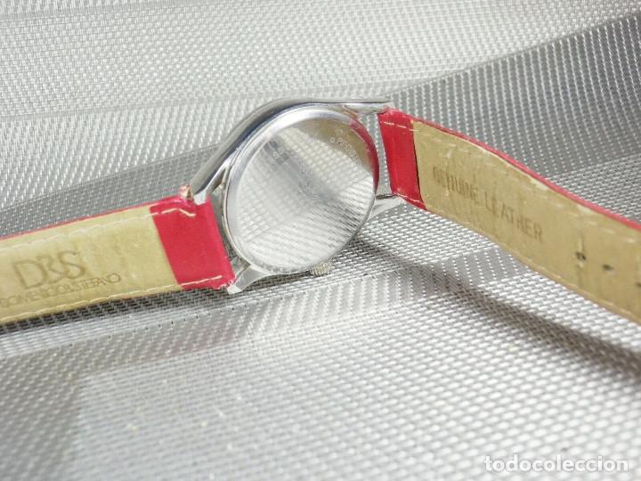 Relojes de pie: CLASICO RELOJ DE CABALLERO DBS EDICION LIMITADA FIN STOK FUNCIONA LOTE WATCHES - Foto 6 - 174012905