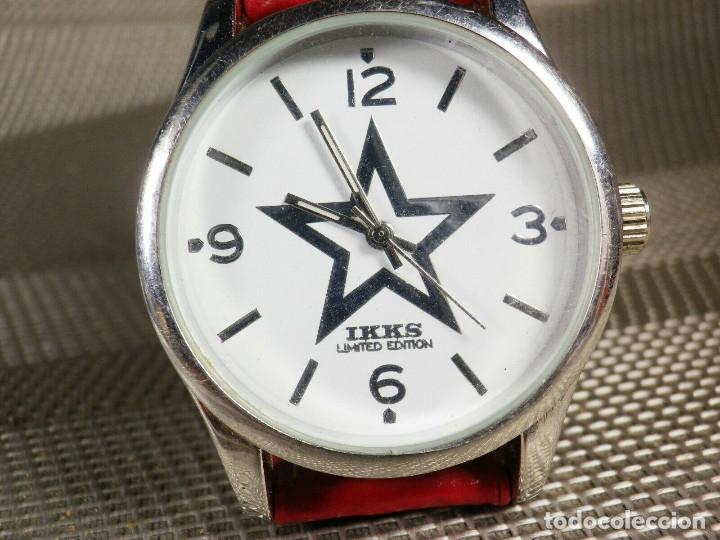 Relojes de pie: CLASICO RELOJ DE CABALLERO DBS EDICION LIMITADA FIN STOK FUNCIONA LOTE WATCHES - Foto 7 - 174012905