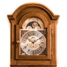 Relojes de pie: GRAN RELOJ DE PIE, DE LOS CUARTOS, EN EXCELENTE ESTADO DE FUNCIONAMIENTO, CON SONERÍA WINSMINSTER. Lote 174124270