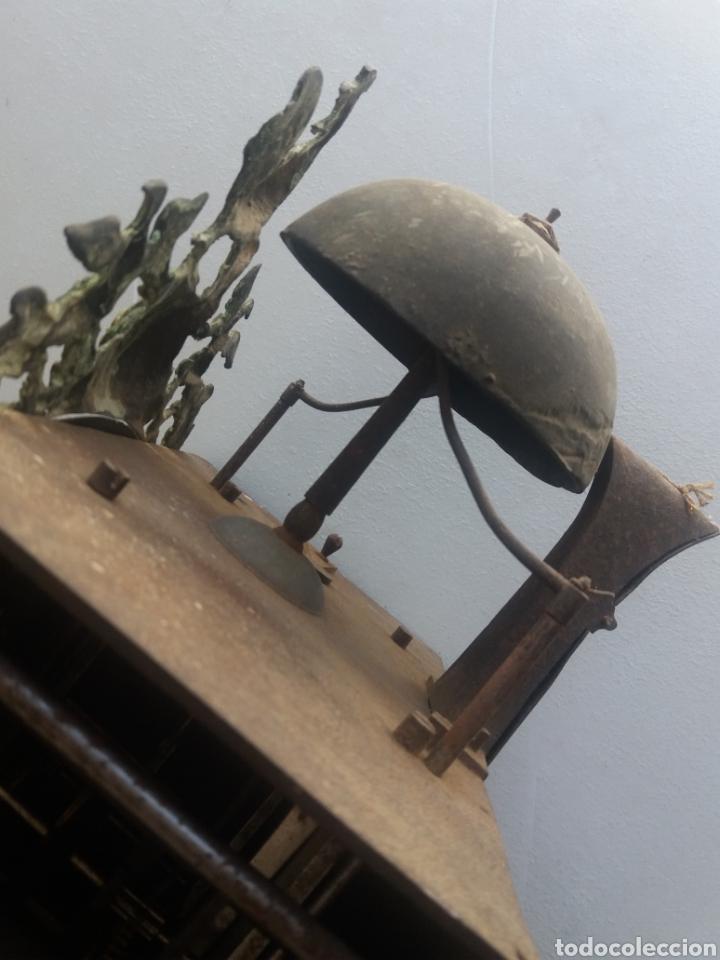 Relojes de pie: Reloj morez Luis xv - Foto 5 - 176265378