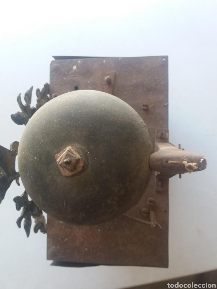 Relojes de pie: Reloj morez Luis xv - Foto 6 - 176265378